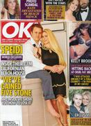Kelly Brook - OK! Magazine UK March 5 2013