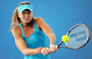 Даниэла Хантухова, фото 577. Daniela Hantuchova Brisbane International tennis tournament - 03/01/12, foto 577