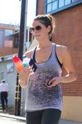Ashley Greene hits gym in LA (07/14/10) [ADDS]