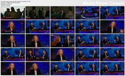 Jessica Chastain @ The Daily Show w/Jon Stewart 2013-01-16