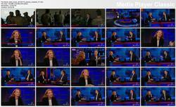 Jessica Chastain @ The Daily Show w/Jon Stewart 2013-01-16