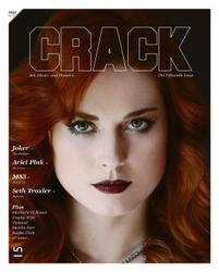 Alexandra Breckenridge - Crack (UK) Magazine  (x11 MQ/HQ'ish)