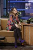 Дрю Бэрримор, фото 2855. Drew Barrymore 'The Tonight Show with Jay Leno' in Burbank - 02.02.2012*>> Video <<, foto 2855,